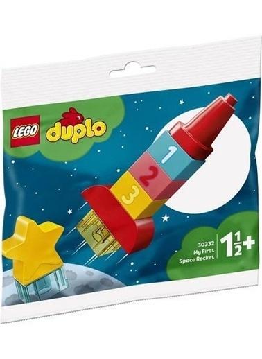 Lego Lego 30332 Duşlo Ilk Uzay Roketim Renkli